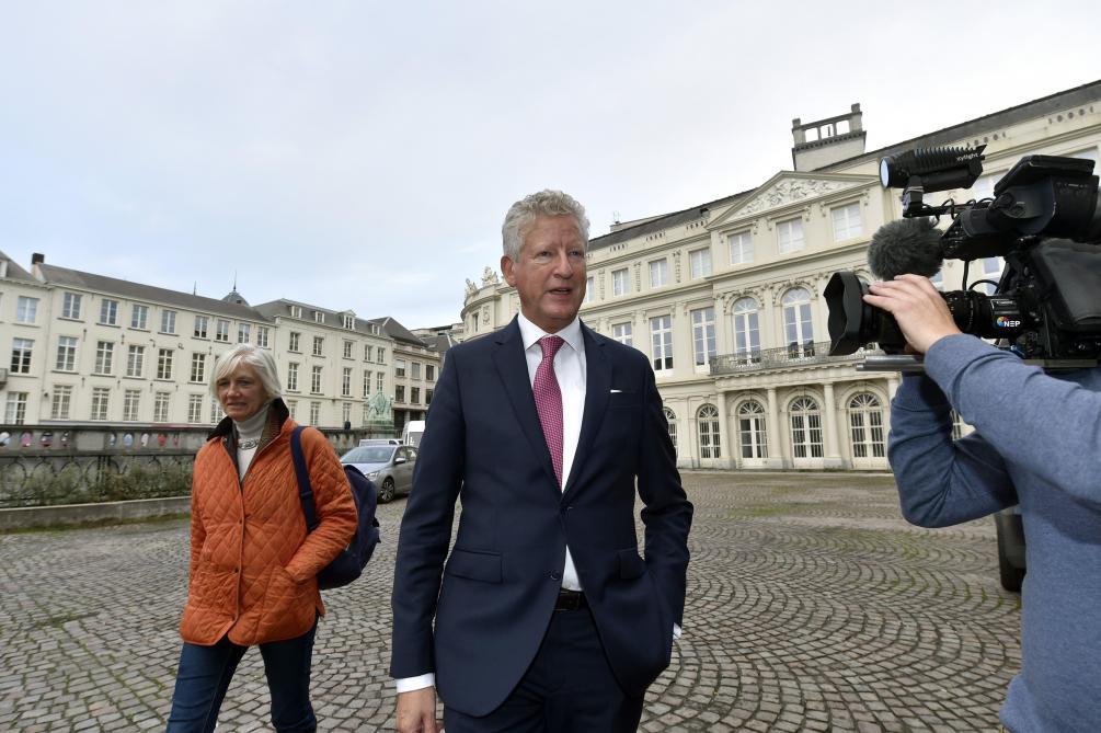 Pieter De Crem n'exclut pas d'être candidat à la présidence du CD&V