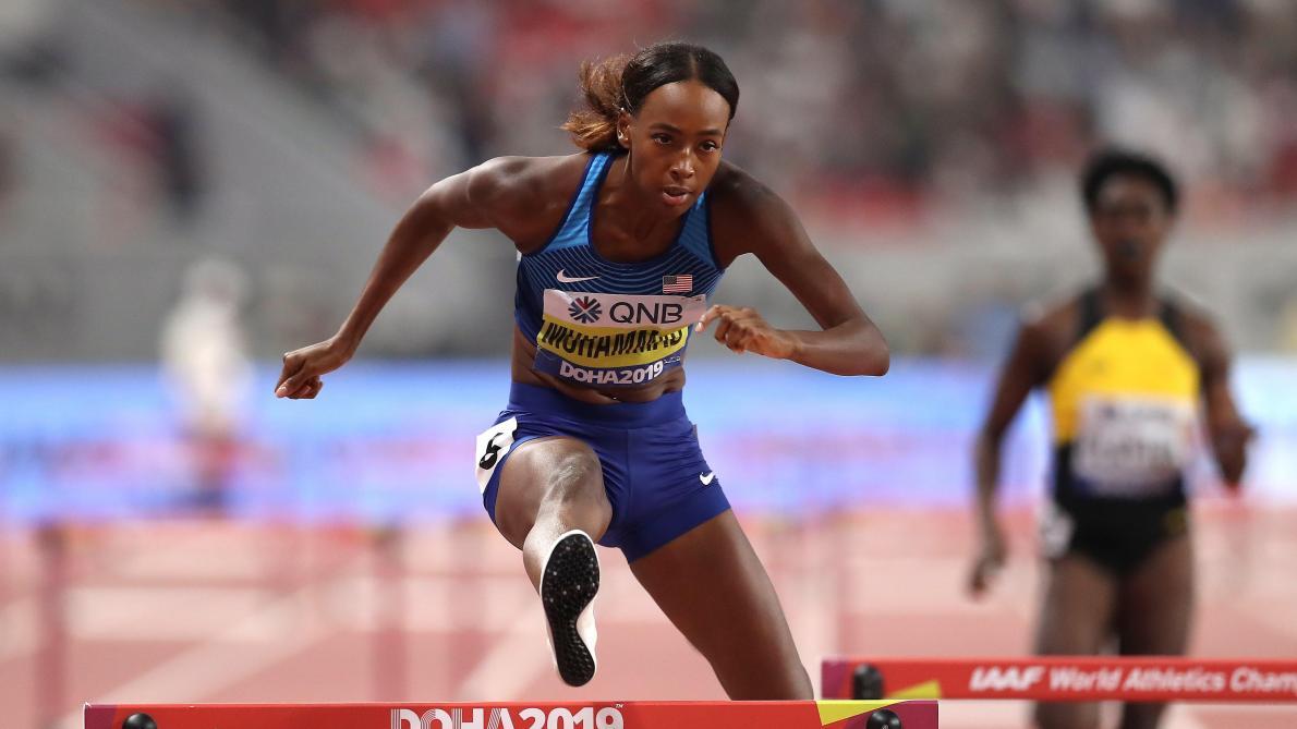 Les cinq finalistes au titre d'Athlète mondiale féminine de l'année 2019 sont connues