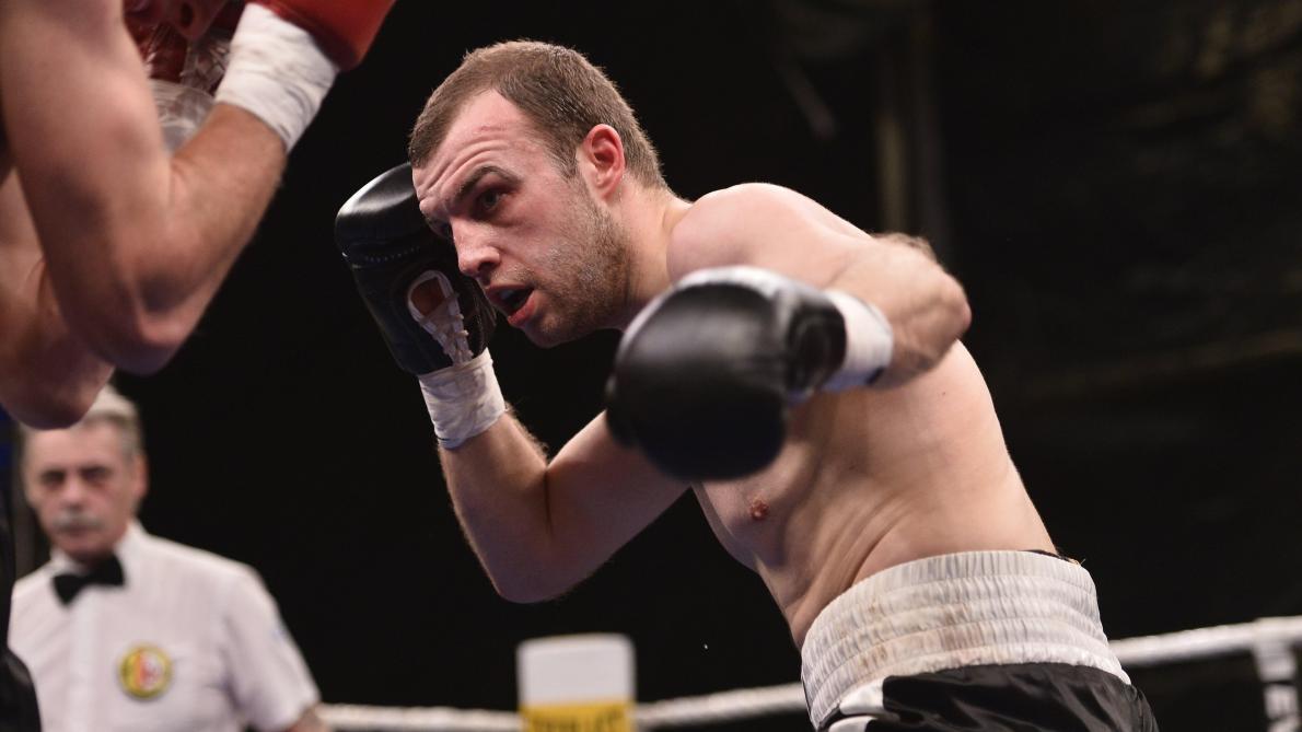 Gala de boxe de Gand: Kevin Ongenae conserve son titre de champion de Belgique des poids moyens