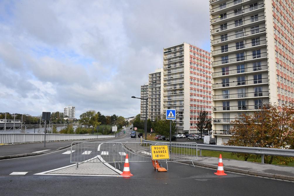 France: une bombe de 250kg désamorcée à Boulogne-sur-Mer (vidéo)