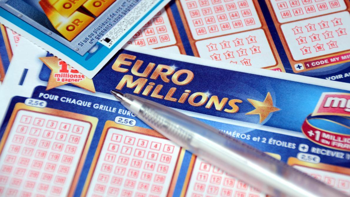 EuroMillions un gagnant va d'office remporter ce mardi le jackpot record