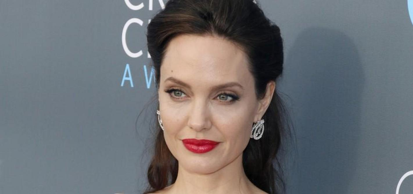 Angelina Jolie a pu compter sur ses enfants lors de son divorce