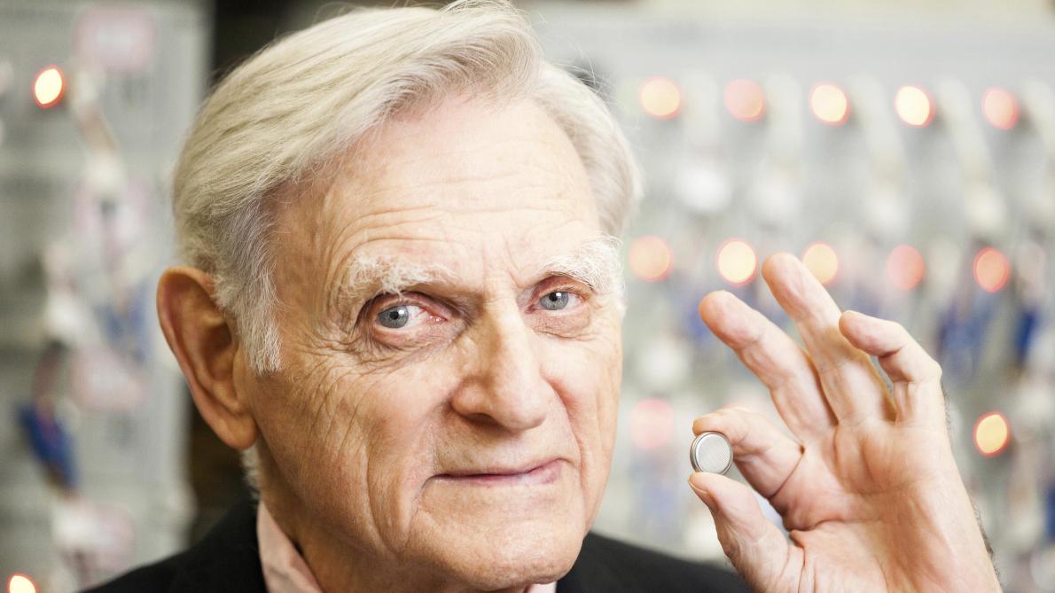Le Nobel de chimie récompense le développement de la batterie au lithium
