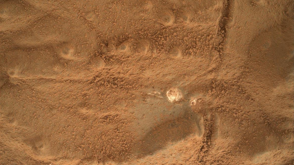 Des scientifiques ont découvert les traces d'un ancien lac salé sur Mars (vidéo)