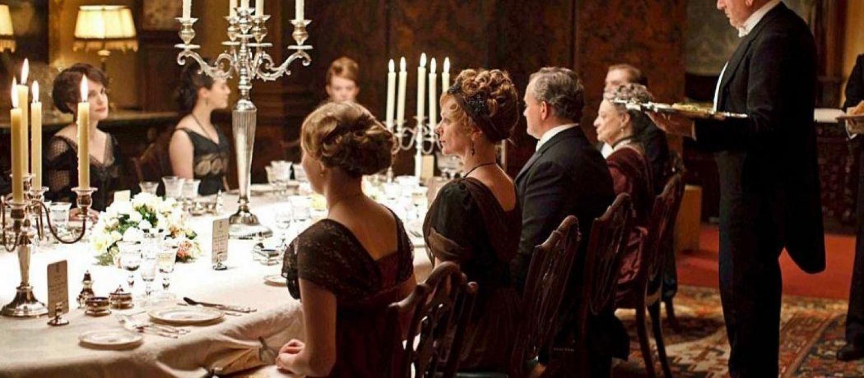 Un dîner «Downton Abbey» organisé à Waterloo