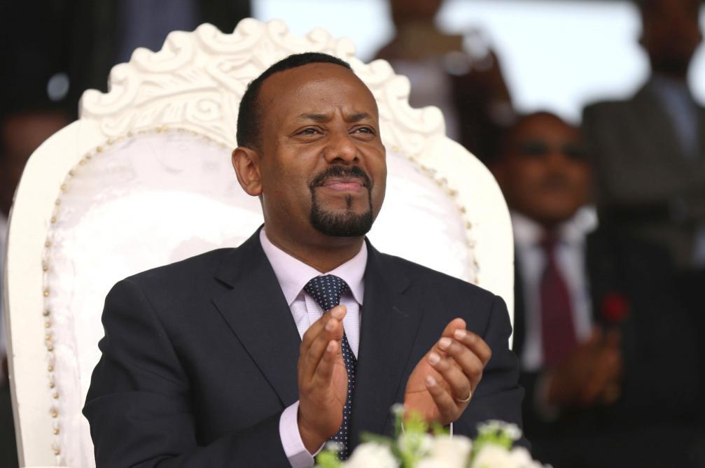 Le prix Nobel de la paix attribué au Premier ministre éthiopien Abiy Ahmed