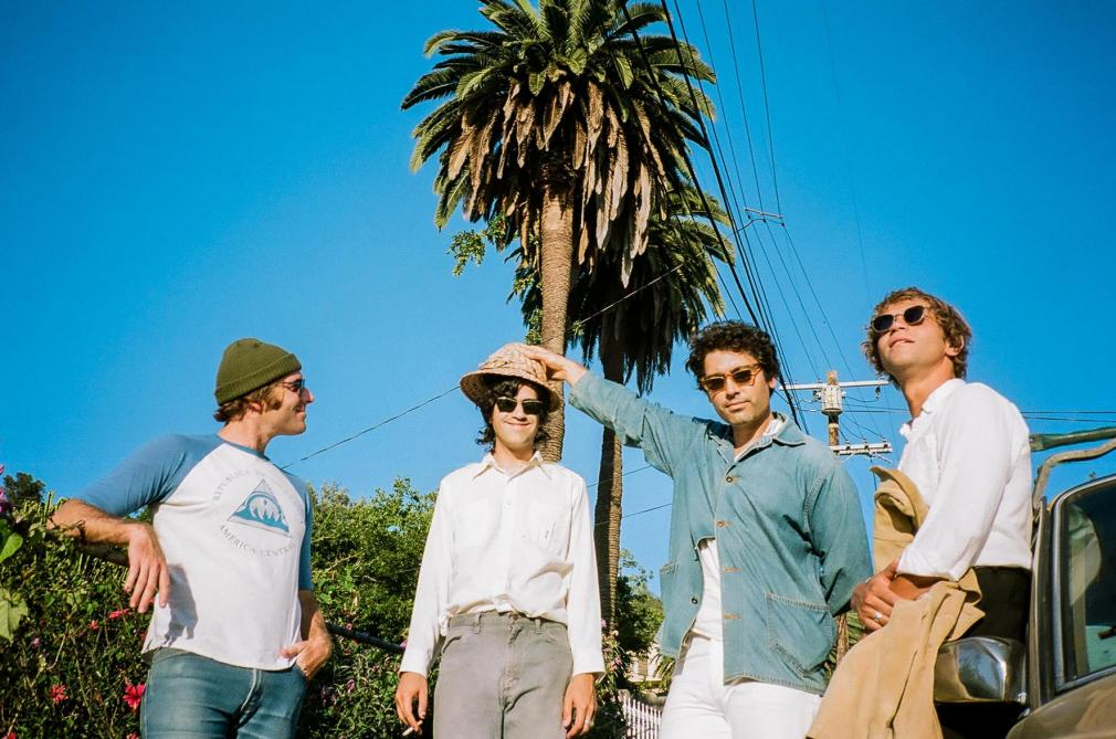 Allah-Las: From California with love
