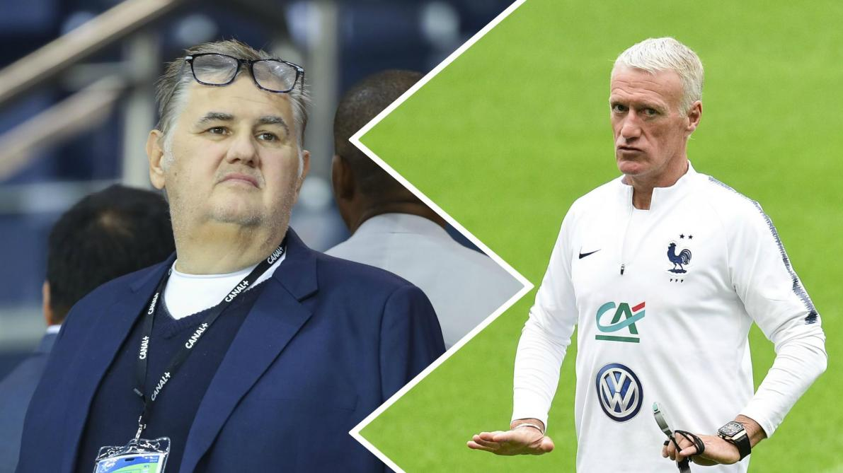 La France sacrée par miracle ! Deschamps voit rouge — Coupe du monde