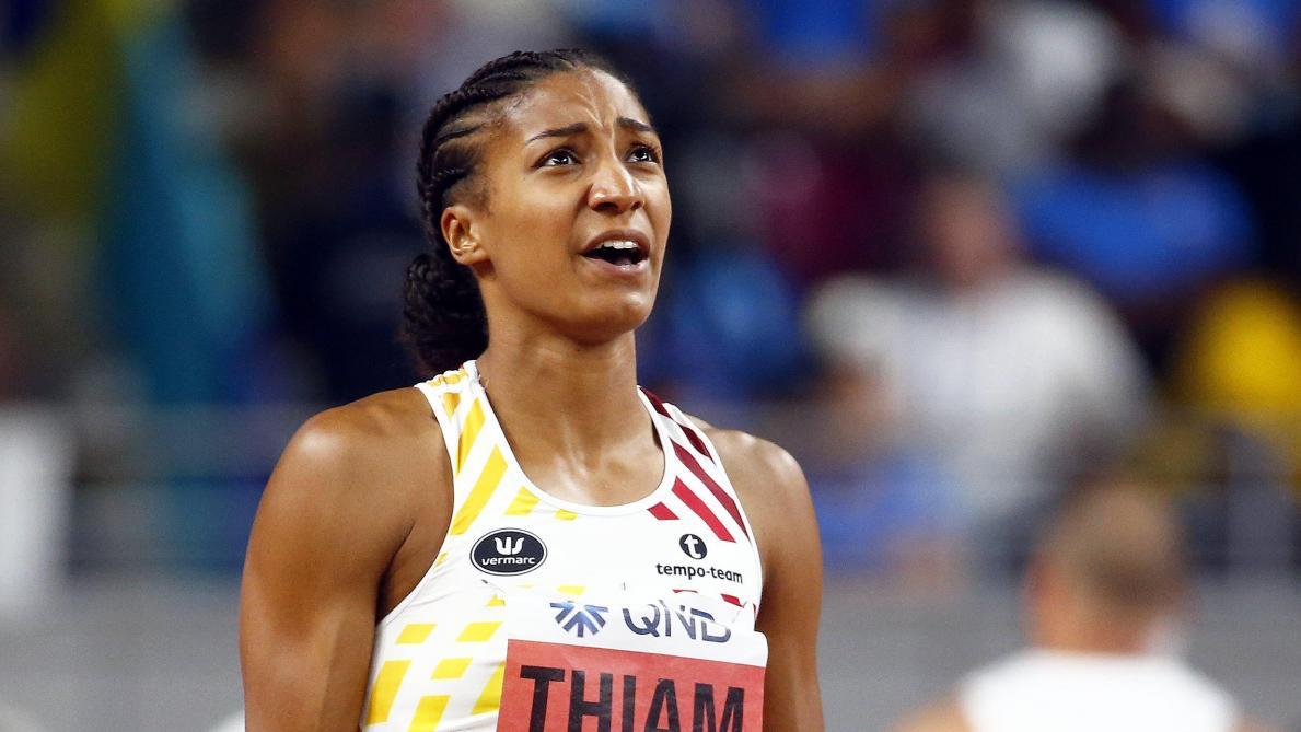 Nafi Thiam ne figure pas parmi les dix nommées au titre d'athlète européenne de l'année