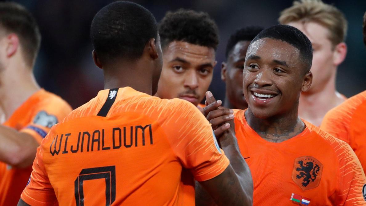 Euro 2020: la Pologne qualifiée, la Croatie bloquée, l'Allemagne se place