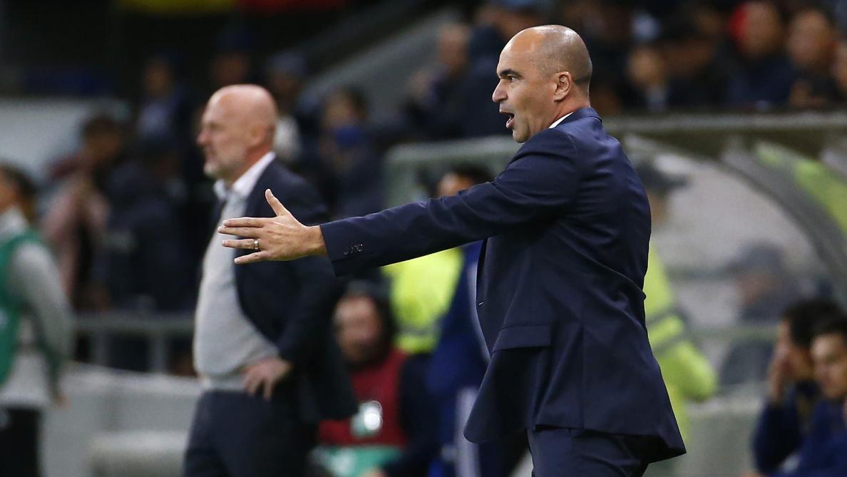 Roberto Martinez: «Ce match contre le Kazakhstan avait tout d'un piège»