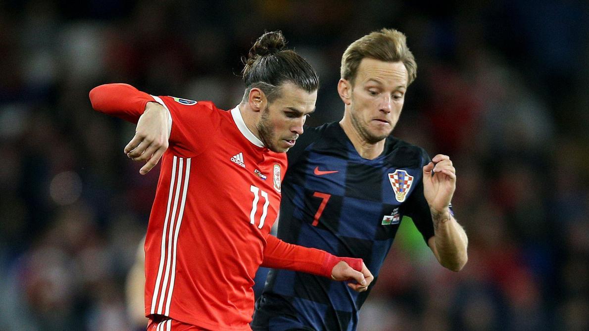 Un partage entre le pays de Galles et la Croatie qui n'arrange personne en vue d'une qualification à l'Euro 2020 (1-1)
