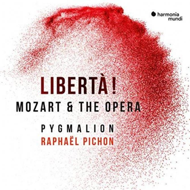 Pygmalion Libertà! Mozart & the opera