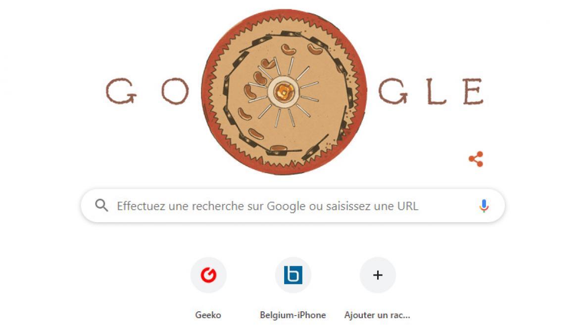 Google rend hommage ce lundi au Belge Joseph Plateau, inventeur du phénakistiscope