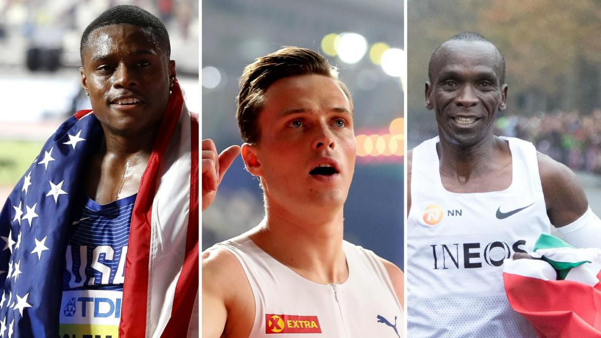 L'IAAF a dévoilé les onze nommés au titre d'athlète de l'année chez les messieurs