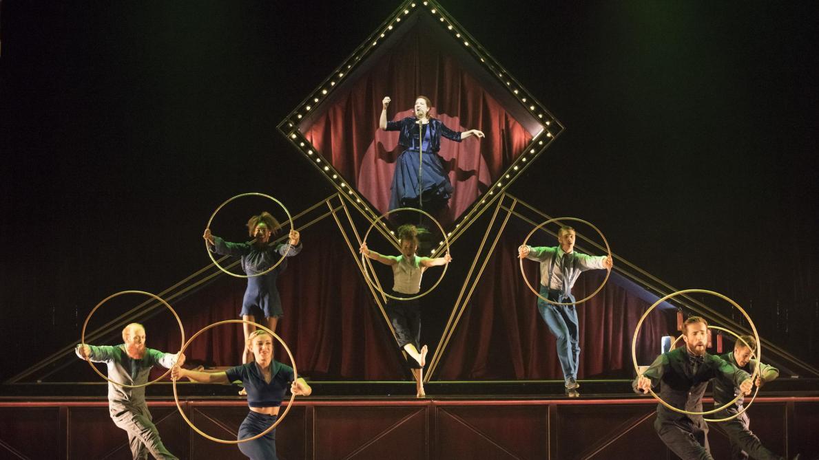 «Hotel», du Cirque Eloize: hula-hoop à tous les étages