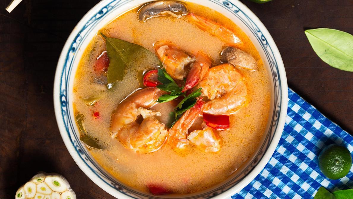 Dix recettes de soupes pour se réchauffer
