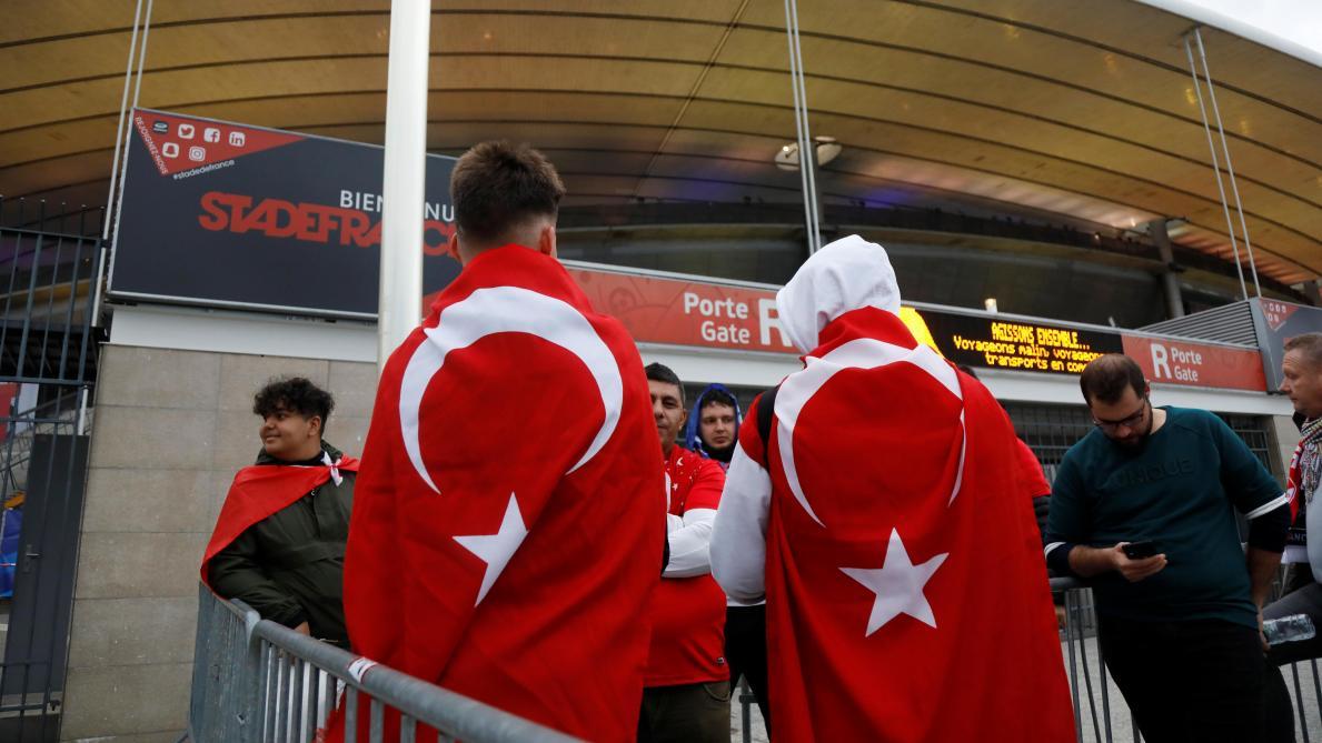 Qualifications pour l'Euro 2020: un dispositif de sécurité renforcé pour France-Turquie
