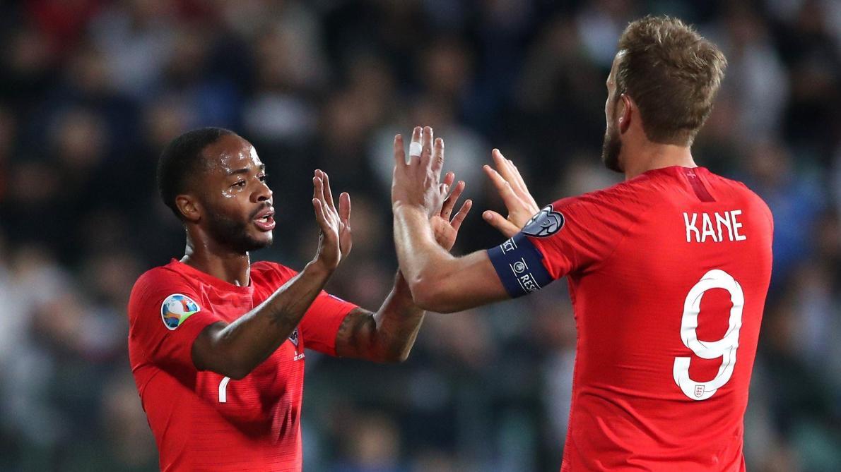 Qualifications pour l'Euro 2020: l'Angleterre se balade en Bulgarie (6-0, vidéos)