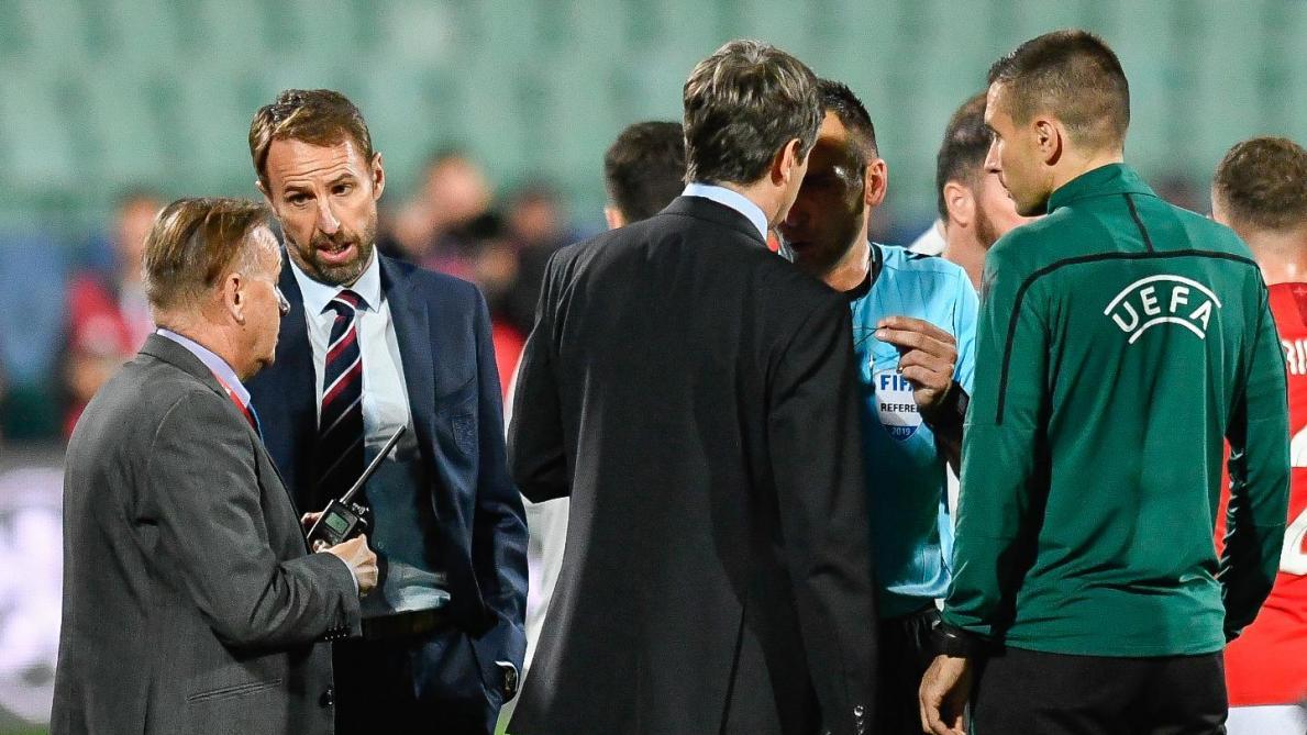 L'Angleterre demande une «enquête urgente» à l'UEFA sur les cris racistes en Bulgarie