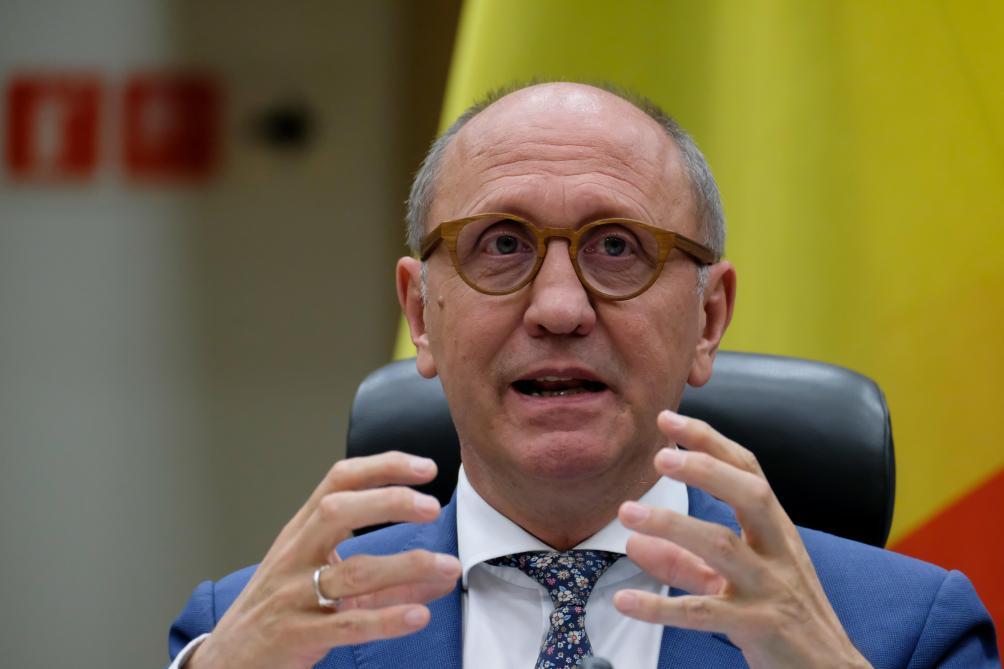 Pas de retraite pour l'ex-informateur Johan Vande Lanotte (SP.A)