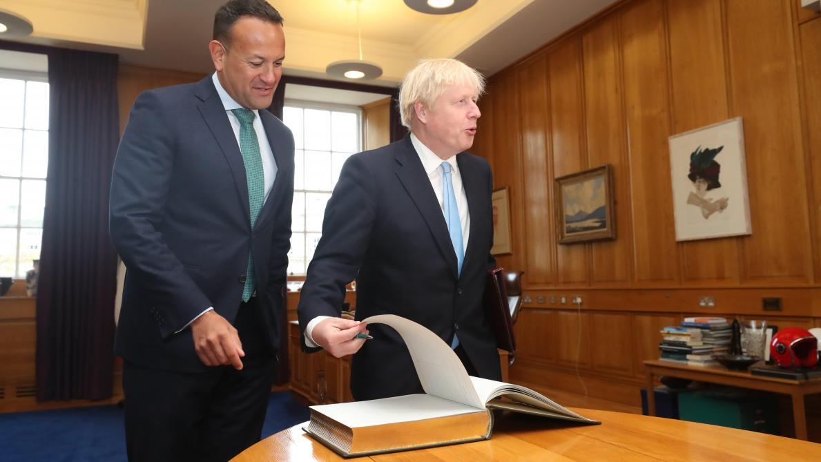 Brexit: comment l'Irlande a su tirer son épingle du jeu?