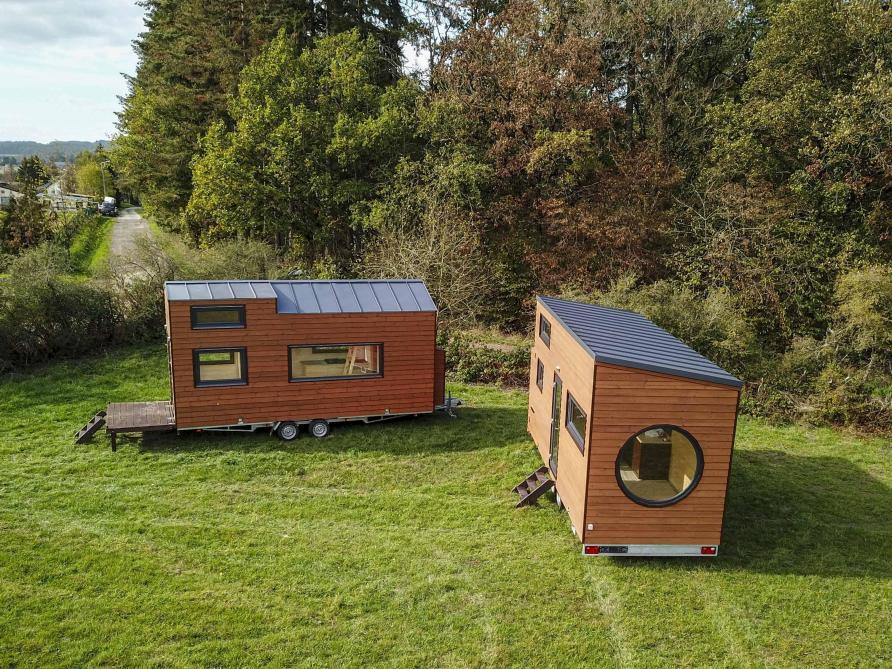 10 tiny house où poser ses valises