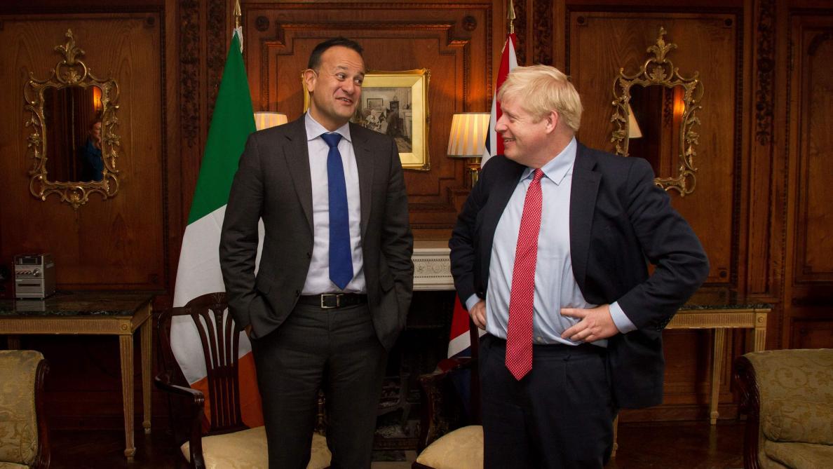 Brexit: encore «de nombreux problèmes à régler» entre Londres et l'Union Européenne