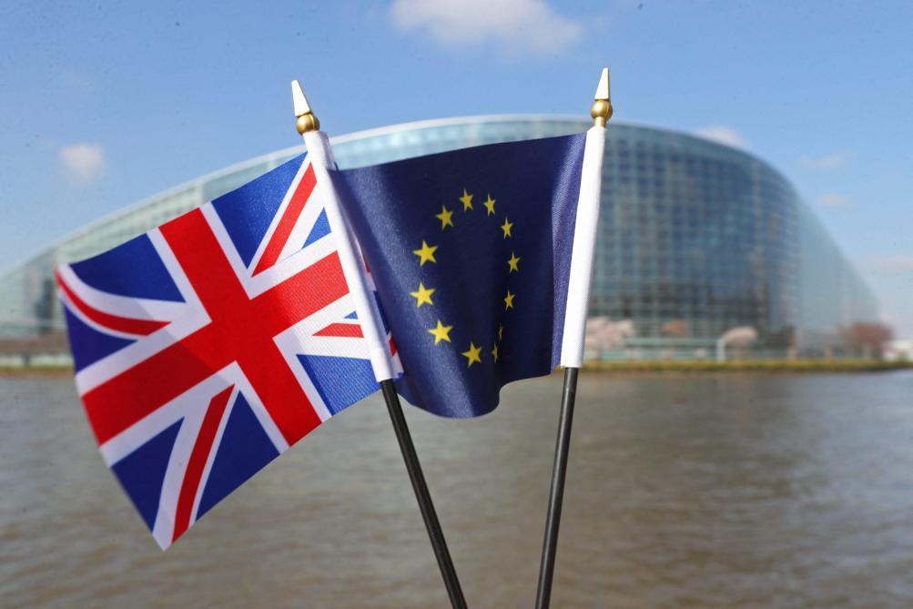 Brexit: des criminels pourraient profiter d'un no-deal, selon un comité d'audit britannique