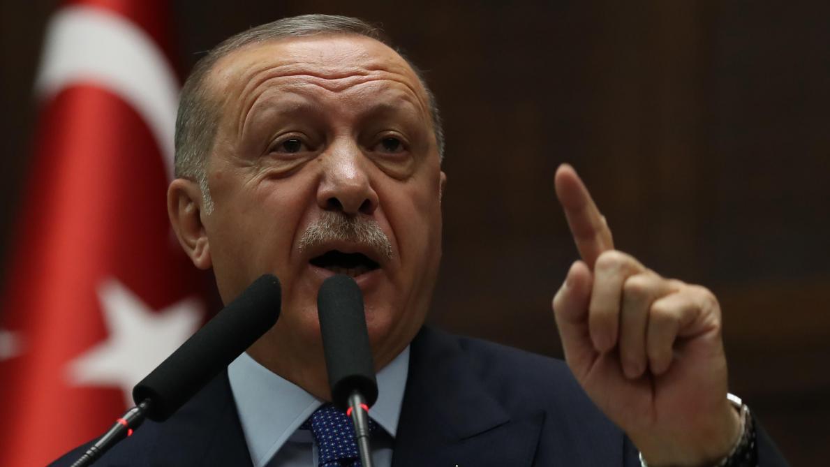 Erdogan ne rencontrera ni Pence ni Pompeo: «Je ne parlerai qu'à Trump»