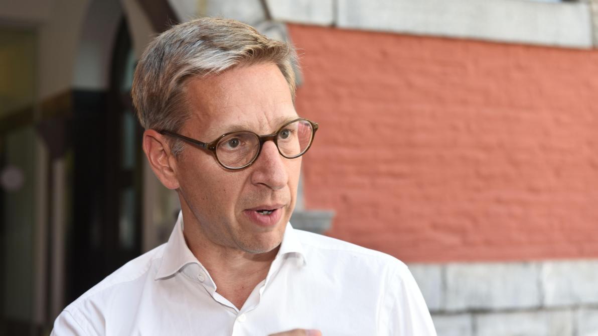 Renaud Witmeur en mission de crise chez Nethys