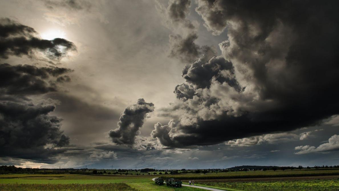 Les orages vont bientôt frapper le pays: les prévisions météo par région