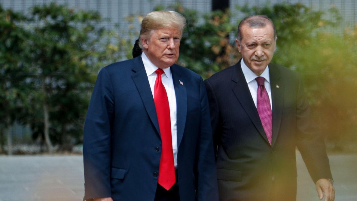«Ne faites pas l'idiot!»: l'incroyable lettre de Trump à Erdogan