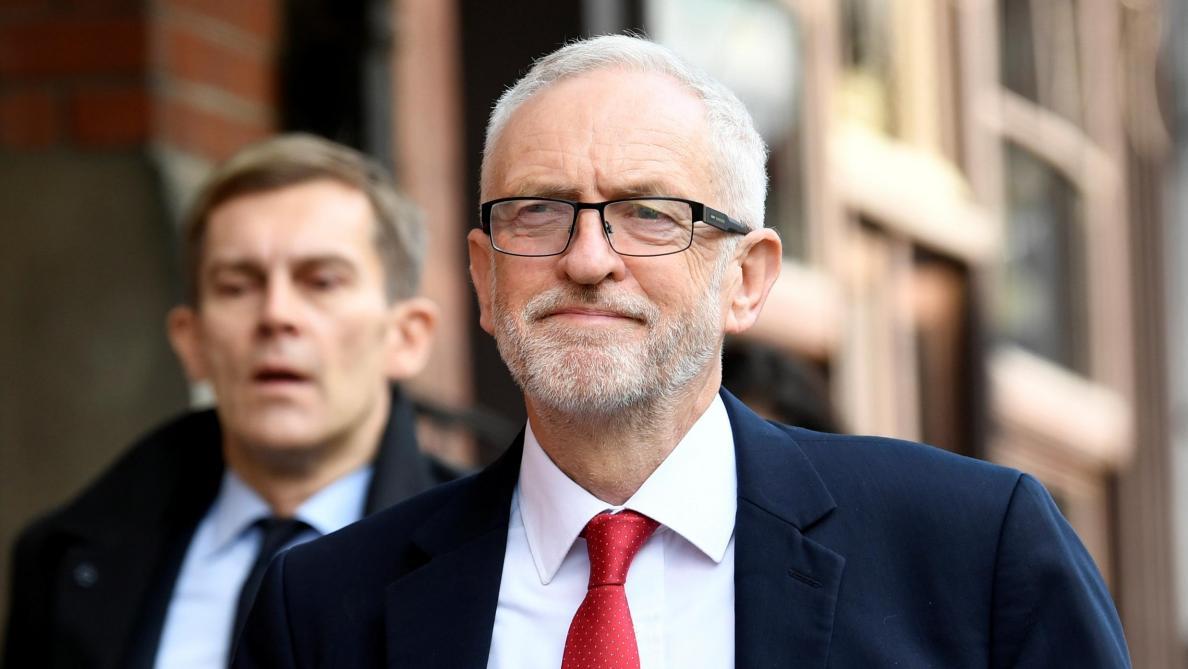 Brexit: selon Jeremy Corbyn, l'accord serait «encore pire» que celui de Theresa May