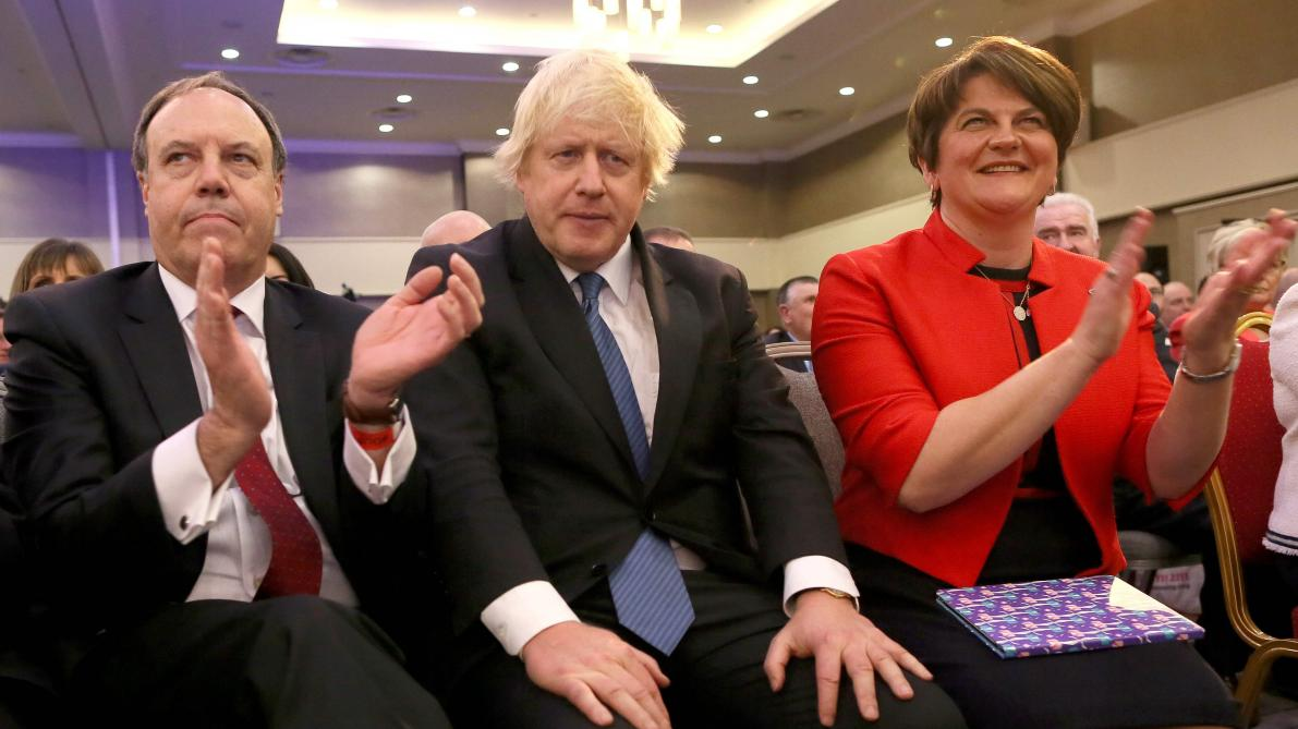 Brexit: l'accord déjà contesté par les indépendantistes nord-irlandais