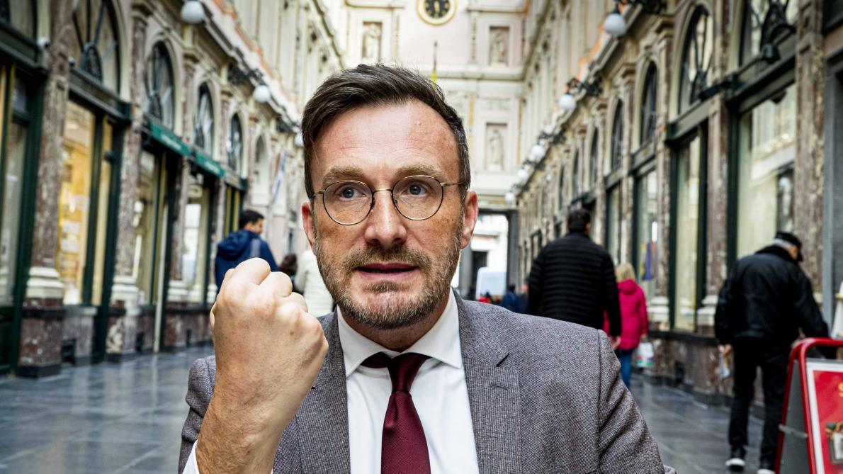Pascal Smet veut des grandes tours à Bruxelles: «On veut donner une gueule à la ville»