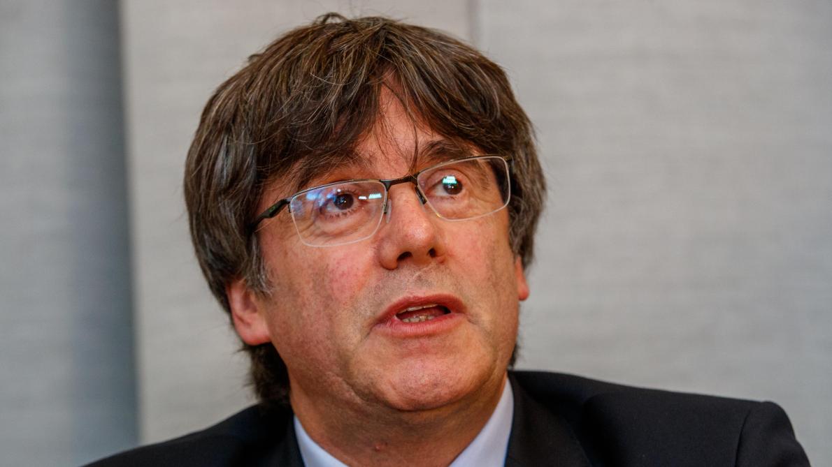 Carles Puigdemont a été auditionné par un juge mais n'a pas été arrêté