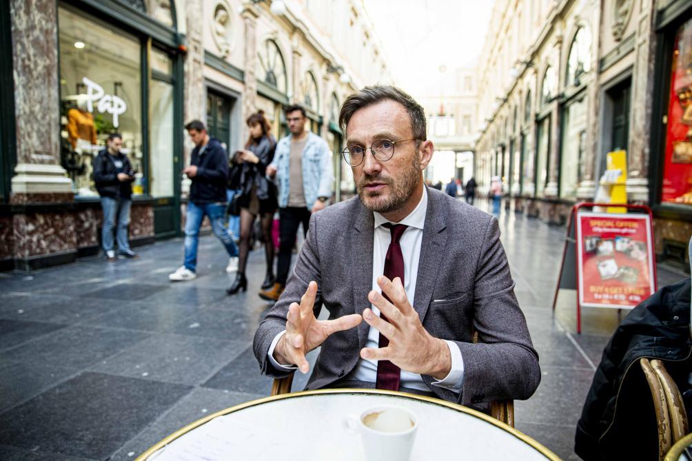 Bruxelles: comment Pascal Smet veut révolutionner l'architecture de la capitale