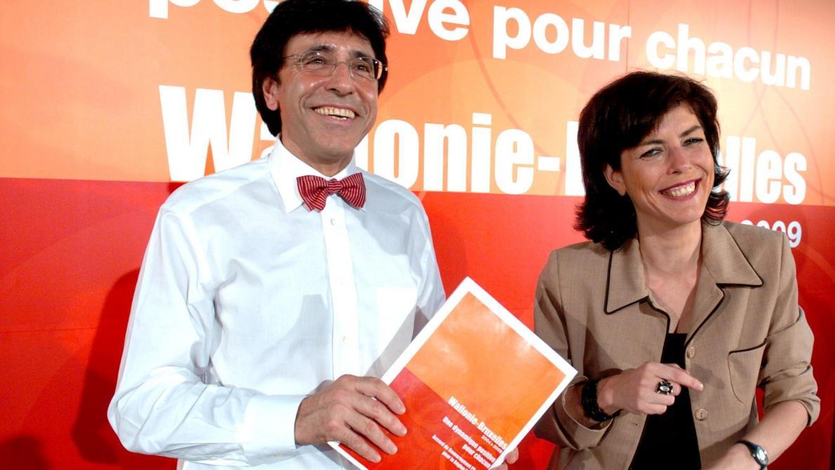 Après 20 ans, Elio Di Rupo restitue un Parti socialiste debout et éreinté