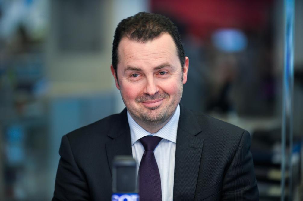 Christophe Magdalijns est candidat à la présidence de Défi: «Je ne serai pas un hyper-président»