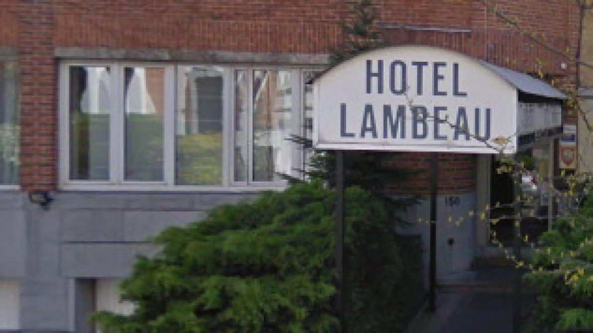 Bruxelles: les occupants d'un hôtel ont reçu un avis d'expulsion