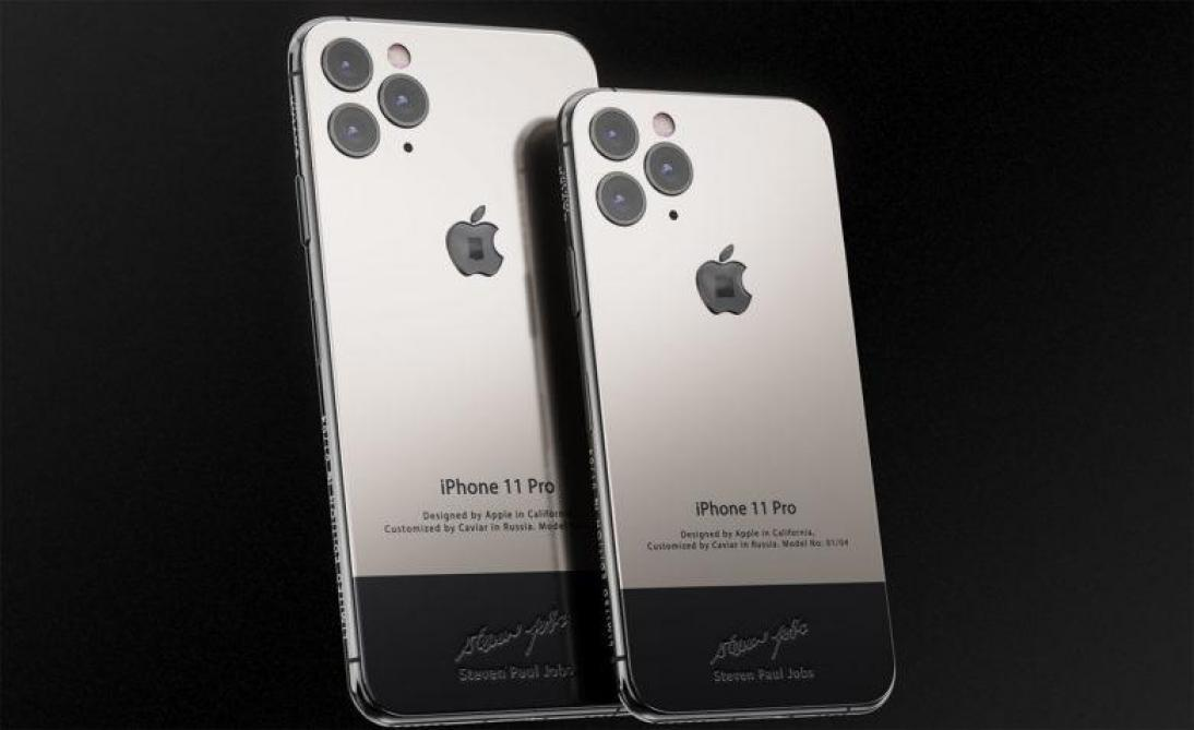 Un iPhone «Steve Jobs edition» à plus de 5.000 €