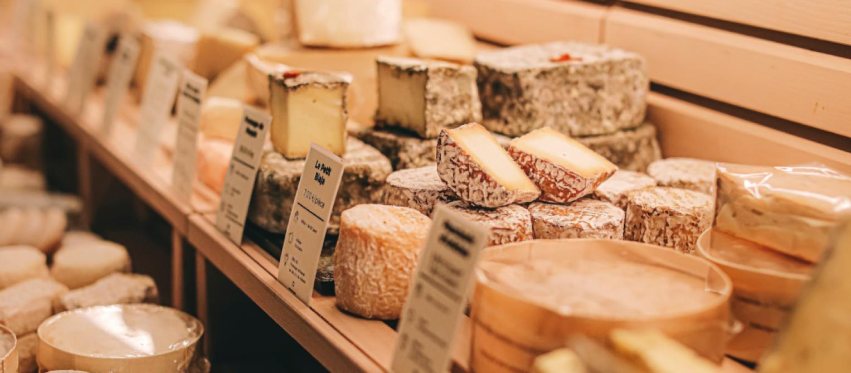 4 bonnes fromageries à Bruxelles