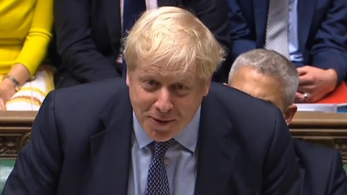 Brexit: «Je ne négocierai pas de report avec l'Union européenne», déclare Boris Johnson