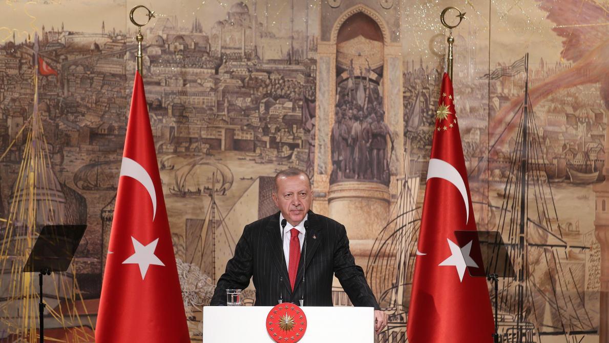 Cessez-le-feu en Syrie: «Dès que le délai expire, nous reprendrons là où nous nous étions arrêtés», affirme Erdogan