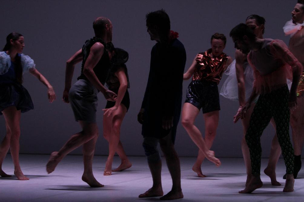 Charleroi Danse: l'humour et la grâce d'Ayelen Parolin