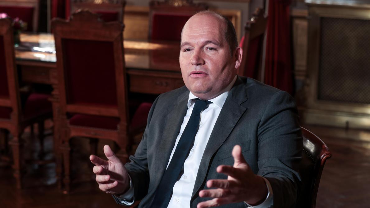 Philippe Close: «Mon intention n'est pas d'interdire les actions d'Extinction Rebellion à Bruxelles»