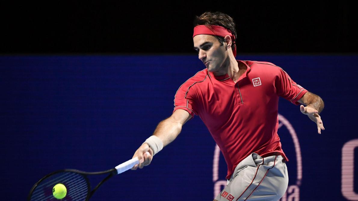 ATP Bâle: Roger Federer gagne le 1.500e match de sa carrière