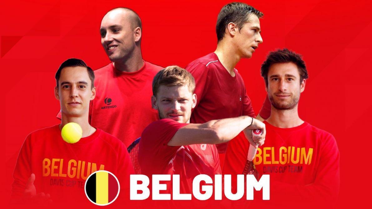 La Belgique à Madrid avec «Mister Coupe Davis»