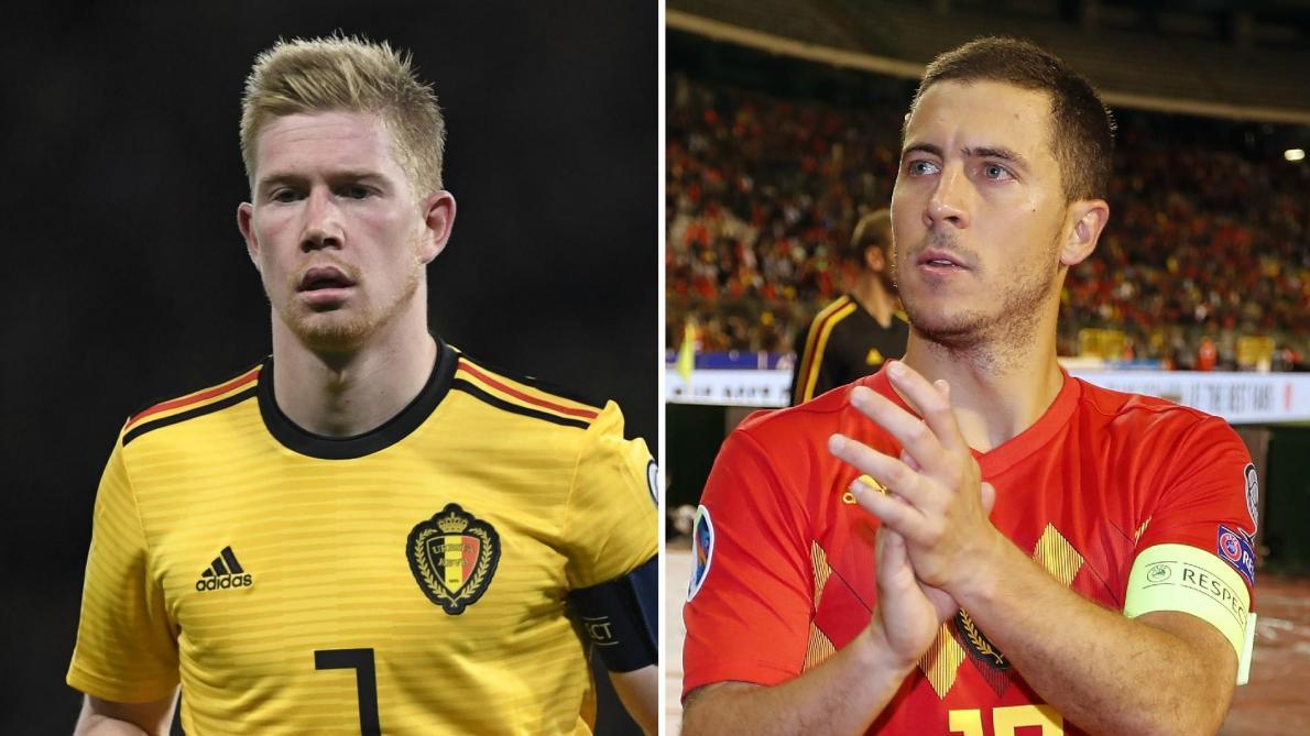 Ballon d'Or 2019: Kevin De Bruyne et Eden Hazard figurent parmi les 30 nommés